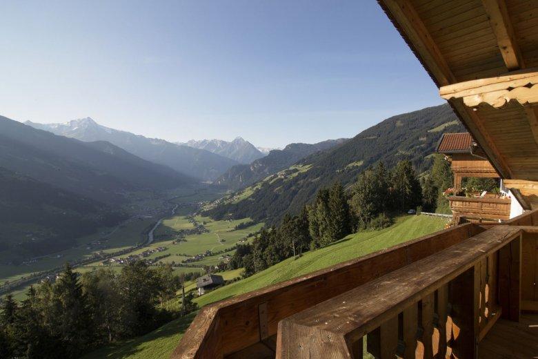 Breierhof Farm, Zell in Zillertal Valley