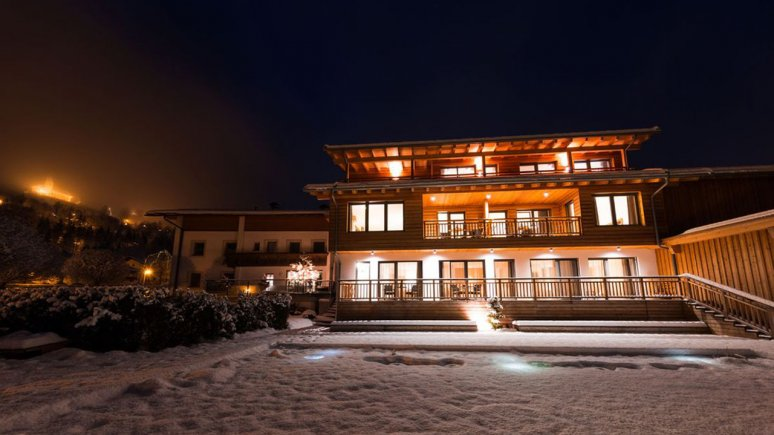 The Antonius Apartments in winter, © Antonius Apartments