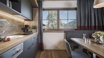 Küche Tirol Suite