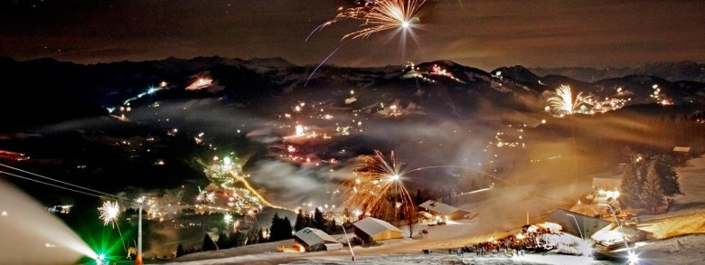Spend the last night of the year in the Kitzbühel Alps. © Thomas Trinkl