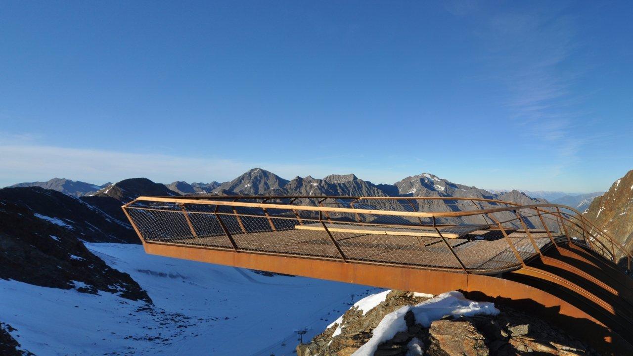 Top of Tyrol, © Stubaier Gletscher