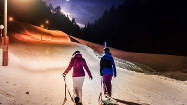 Tobogganing in Tirol, © TVB Wilder Kaiser