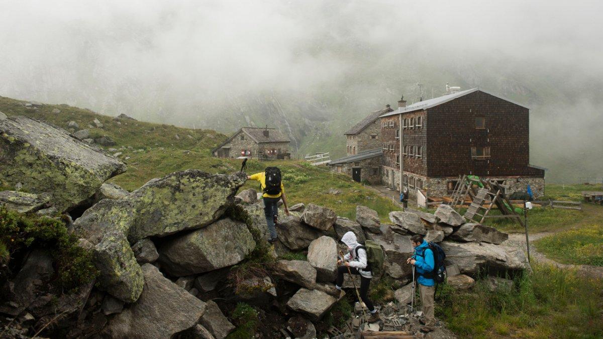 The Eagle Walk in East Tirol, © Tirol Werbung