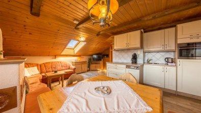 Wohnküche Appartement Herzal