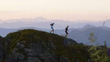 The new Ultra-Trail KAT100, the longest trail running race in Austria, passes through the beautiful and rugged Kitzbühel Alps, © Sybille Feichtinger