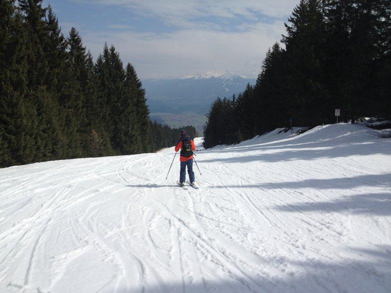 Skitour to Ranggerkoepfl Tirol