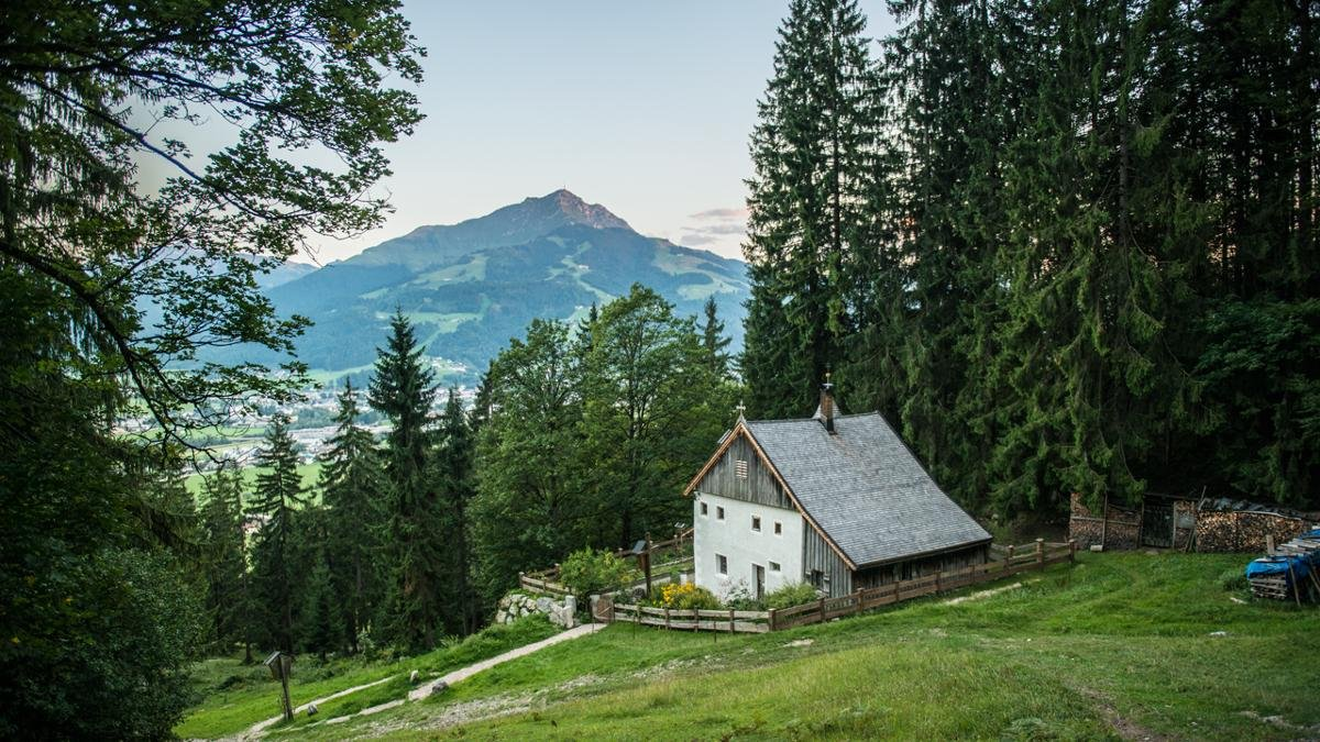 For more than 300 years people have been drawn to Maria Blut. Sr. Wilbirg, a tiny hermitage in the heart of the forest where visitors are still welcomed today with a friendly greeting and a cup of tea., © Florian Mitterer