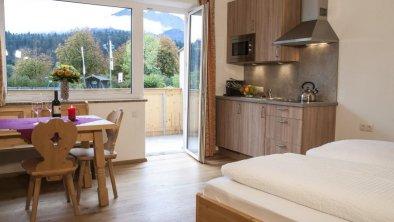 Ferienwohnung 11 Küche