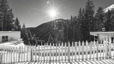Ausblick2, © Blick Chalet Steinquendel