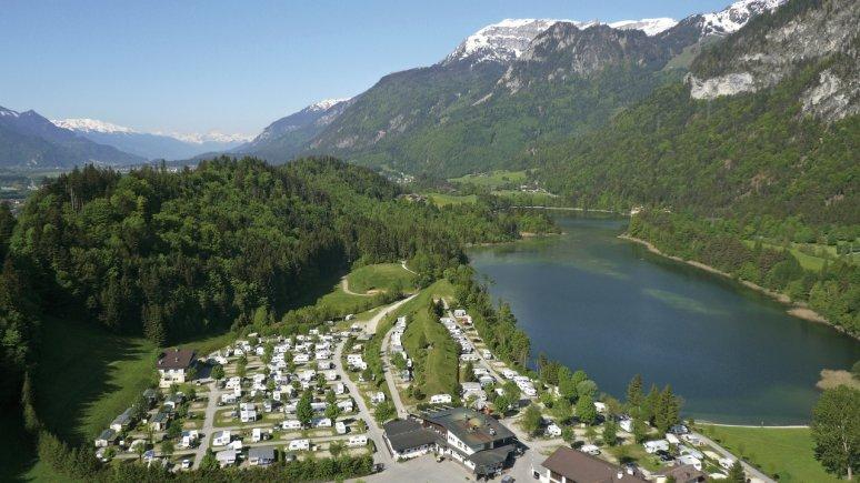 Camping Seeblick Toni, © Camping Seeblick Toni