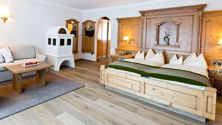Room at Traumhotel Alpina, © Traumhotel Alpina