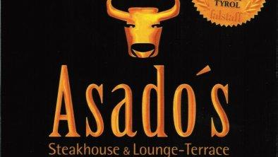 Asado's Steakhouse Logo, © Marcel Sore