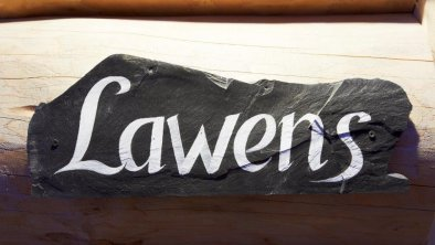Chalet Lawens Empfang