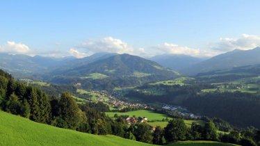 Hopfgarten im Brixental in summer, © Hannes Dabernig