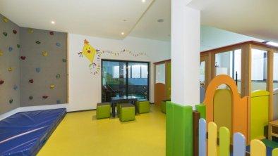 Kinderspielbereich (Indoor)