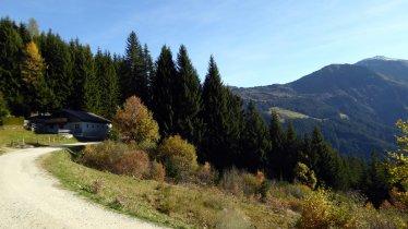 On the way to the Gasthof Loas, © Tirol Werbung