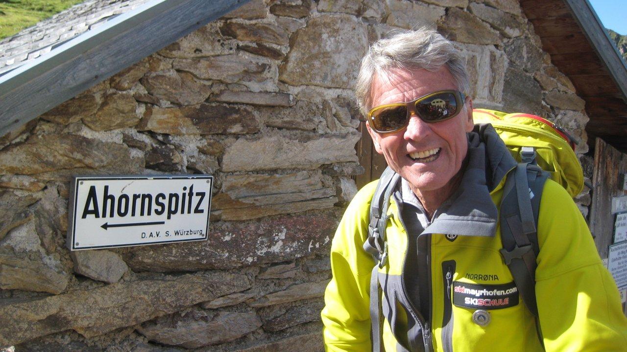 Peter Habeler, © Hochgebirgs-Naturpark Zillertaler Alpen