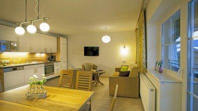 Wohnzimmer Thaneller 2, Alpenhof, Wängle, Reutte,