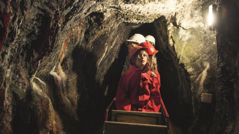 Schwaz Silver Mine, © Tirol Werbung/Frank Bauer