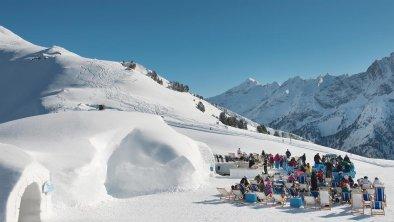 White Lounge am Genießerberg Ahorn © Frank Bauer