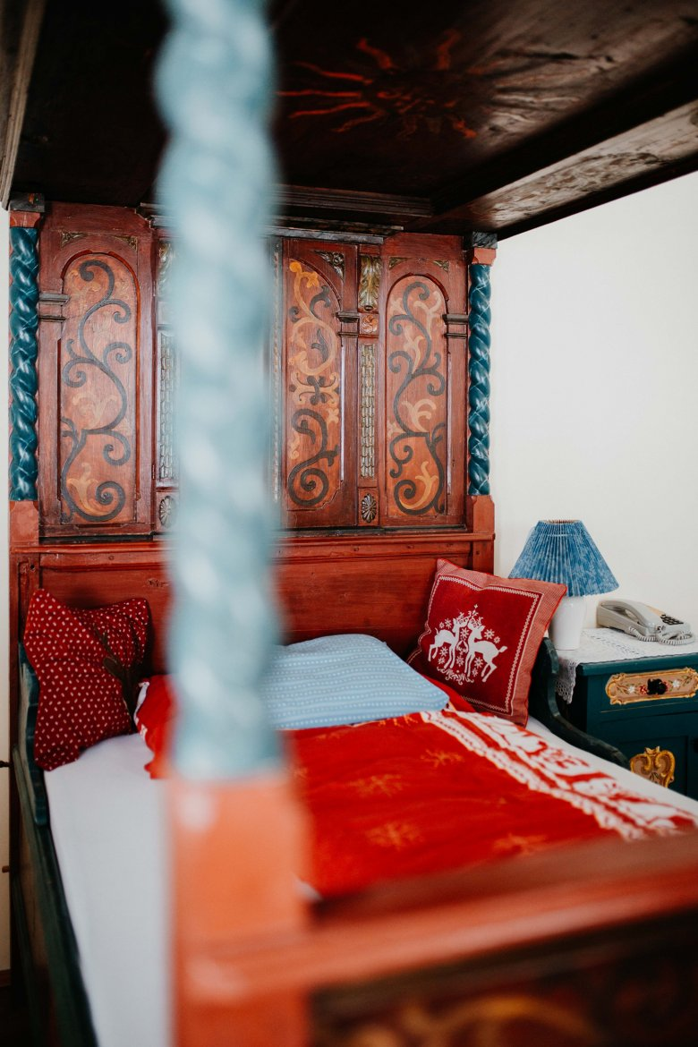 The single room is especially popular with single women travellers.