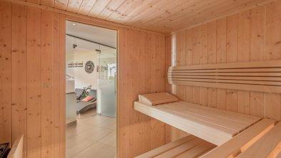 Finnische Sauna, © Residenz Allegra Sölden