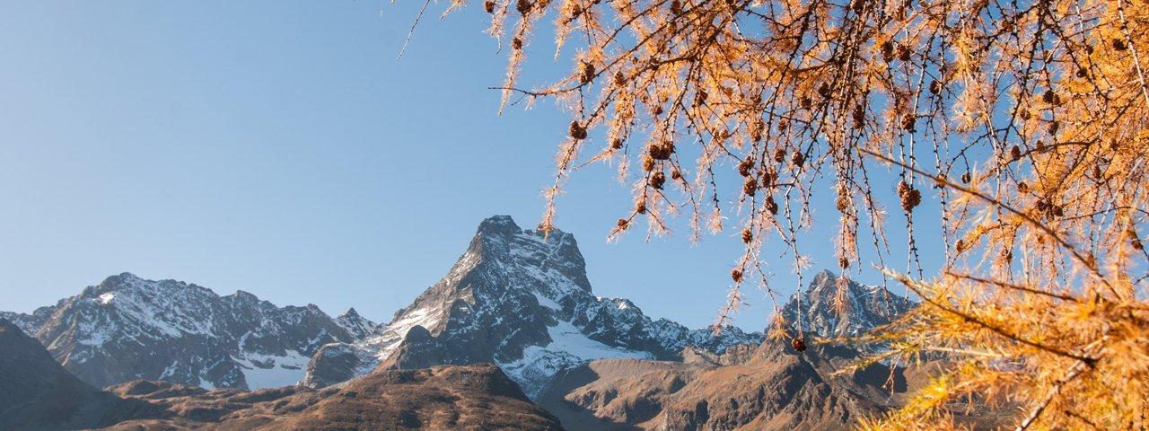 Autumn in the Pitztal Valley, © TVB Pitztal