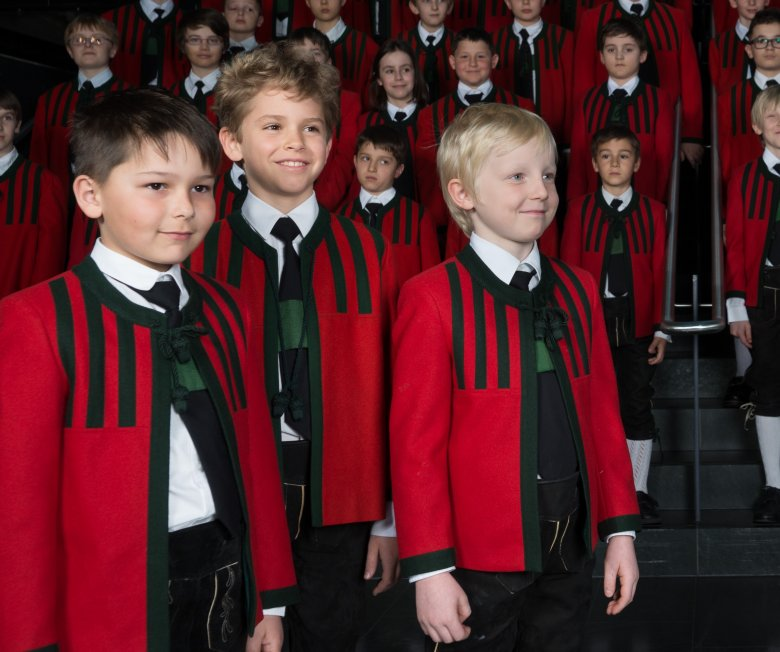 Proud of being a Chorister.