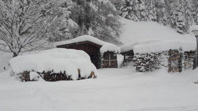 Schneelandschaft, © Gästehaus Fischer