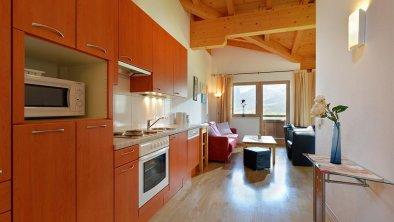 Appartement Wilder Kaiser Küche