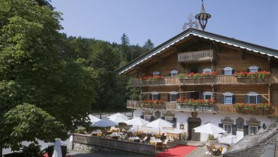 """400 Jahre alter Traditions-Gasthof """"Stangl"""""""