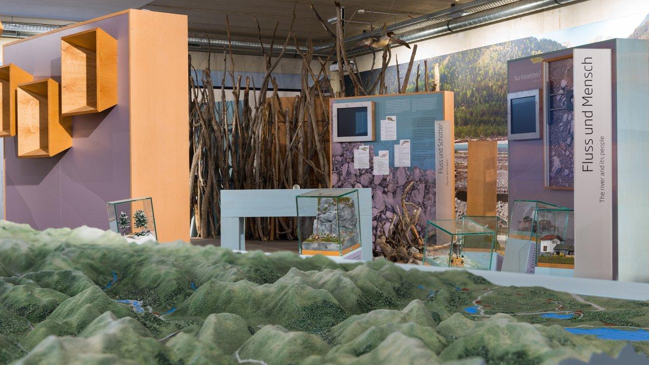 Exhibition, © Naturpark Tiroler Lech / Andreas Schindl