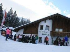 Waldhaus Talblick winter