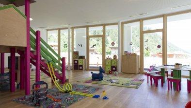 Kinderspielzimmer - Alpenhotel Kindl