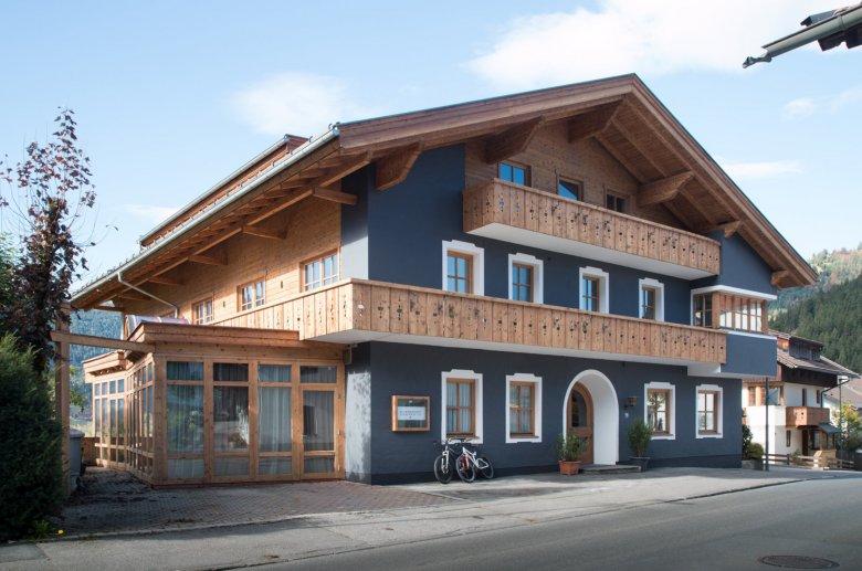 Mellow Mountain Hostel in Ehrwald. (c) Ulli Mueller