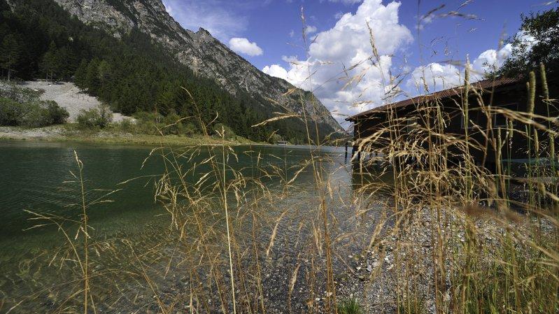 Heiterwangersee Lake, © Tirol Werbung/Bernhard Aichner