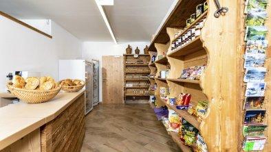 Camping Laden mit regionalen Produkten, © Camping Stadlerhof