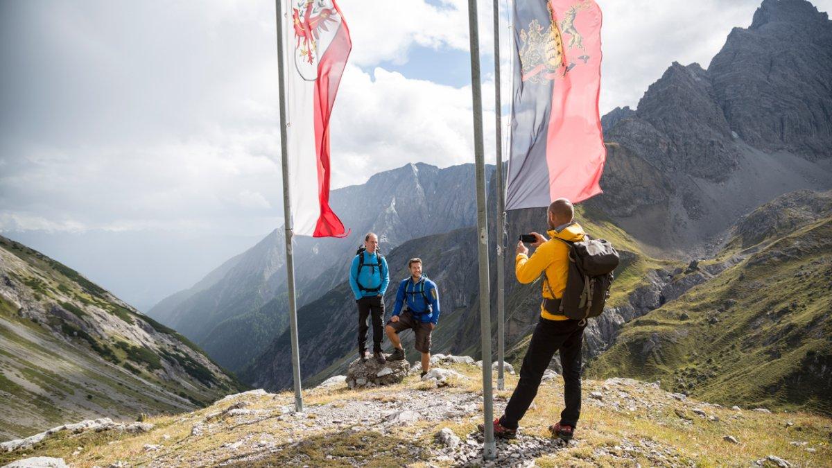 Eagle Hike: Views of the Lechtal Alps, © Tirol Werbung