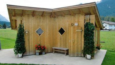 Komfort-Apartments Zufriedenheit - Gartenhaus, © Komfort-Apartments Zufriedenheit