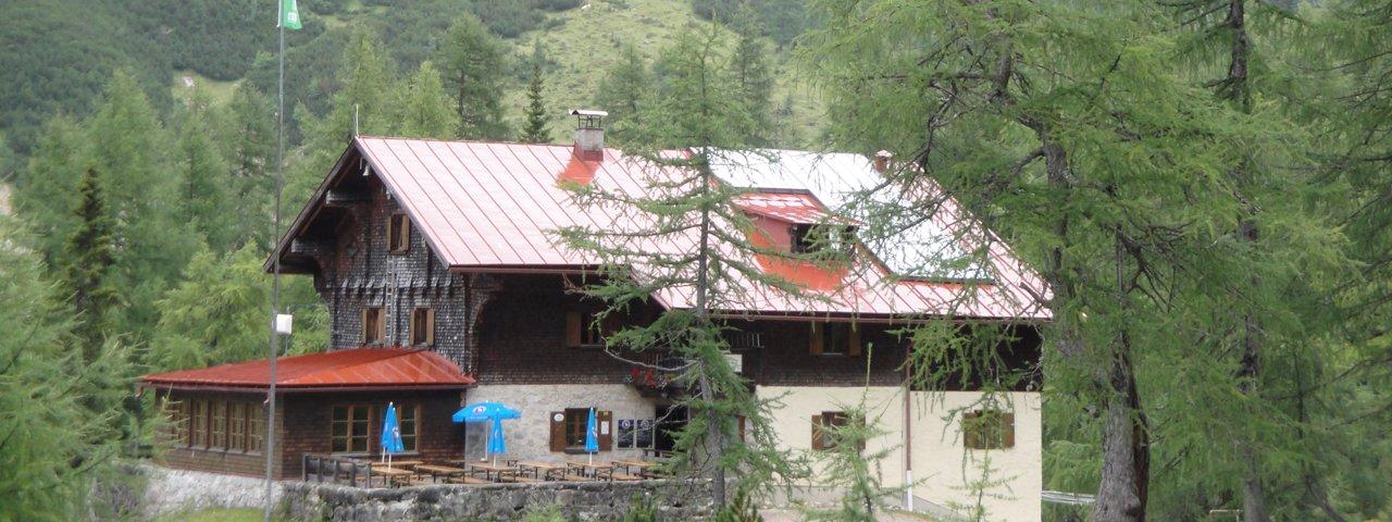 Hallerangerhaus, © Tirol Werbung