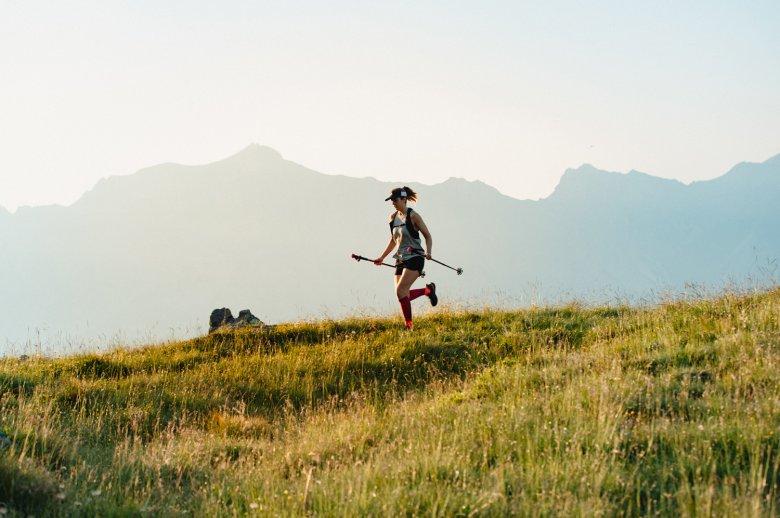 Trailrunning in Tirol.