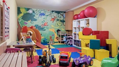 Kinder-Spielzimmer, © Hotel Sonnenhof