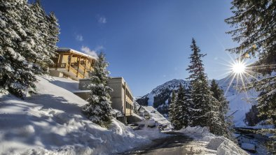Zillertal_Zirbenhof_Hochfuegen_Haus Winter 1