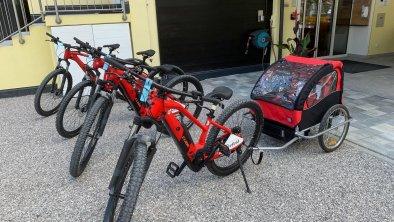 E-Bike-Verleih-HotelOlympia, © Hotel Olympia TIrol, Mösern