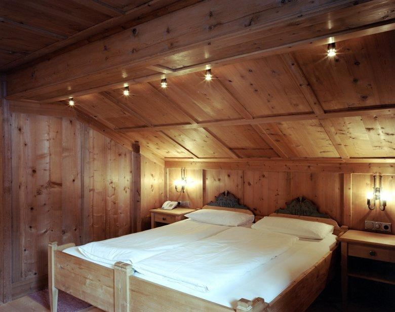 A wonderful place for a good night's sleep. (Photo Credits: Gannerhof/Alois Mühlmann)