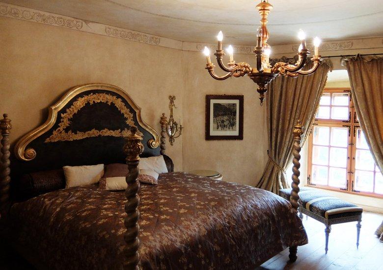 Opulent extravagance at Schloss Matzen Castle Hotel. Photo Credit: Eckard Speckbacher