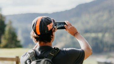 Scenic photo points at Tirol's Natural Gem sites, © Anton Vorauer