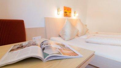 Schlafzimmer mit DU/WC