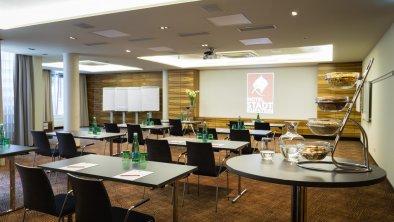Seminarraum Frauenfeld für 120 Gäste, © ©Hotel Stadt Kufstein