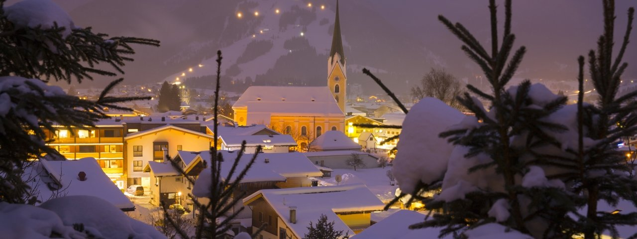 Kössen in winter, © Bernhard Bergmann